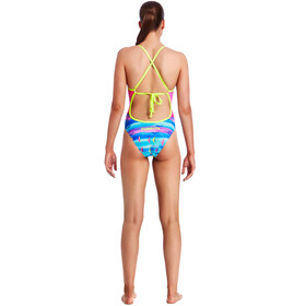 Funkita Tie Me Tight One Piece Swimsuit Ladies Regatta Royale